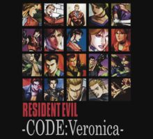Code veronica X by jibble