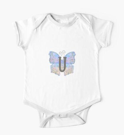 Bewildering Butterfly - Flying U One Piece - Short Sleeve