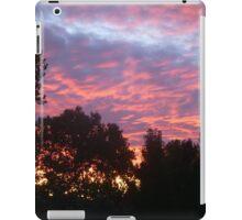 San Francisco Sunset 148 iPad Case/Skin
