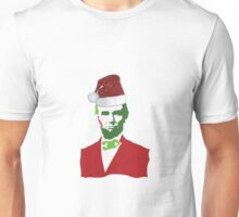 Merry Christmas, Abe! Unisex T-Shirt