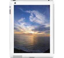 San Francisco Sunset 149 iPad Case/Skin