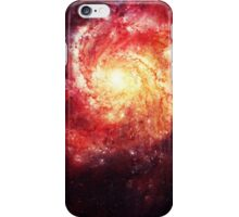 Deep Space Galaxy (Messier 101 Remix) iPhone Case/Skin