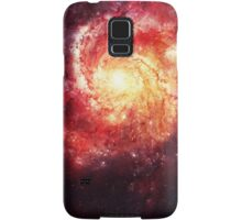 Deep Space Galaxy (Messier 101 Remix) Samsung Galaxy Case/Skin