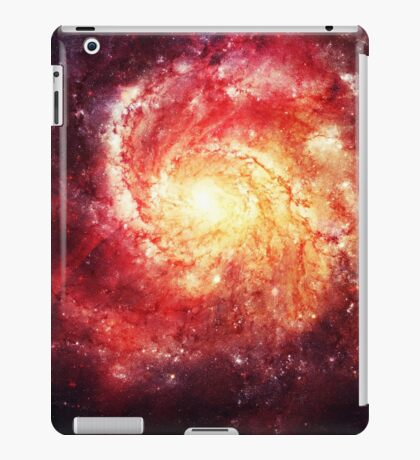 Deep Space Galaxy (Messier 101 Remix) iPad Case/Skin