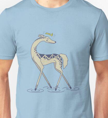 Crown Deer Unisex T-Shirt