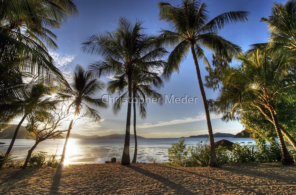 Tropical Island by Christopher Meder