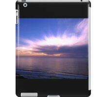 San Francisco Sunset 1410 iPad Case/Skin