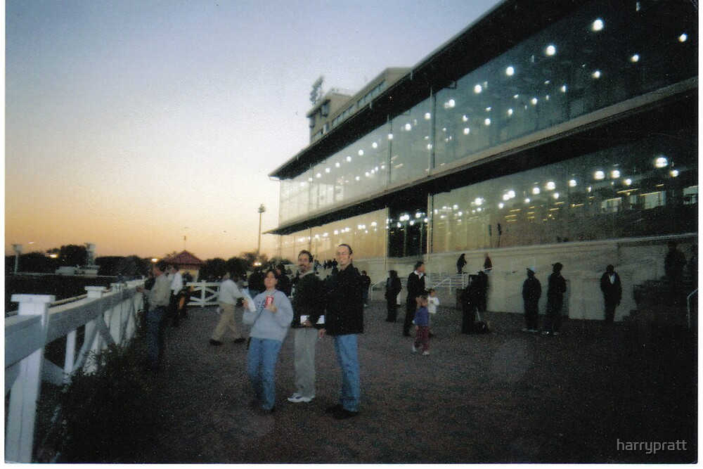 At the  track in New Orleans by harrypratt