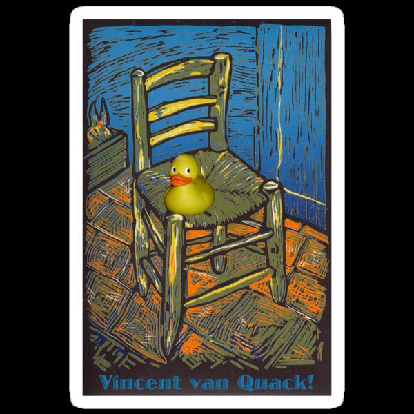 Vincent van Quack! by MBTshirts