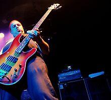 Dave Edwardson bassist Neurosis by Stuart Blythe