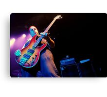 Dave Edwardson bassist Neurosis Canvas Print