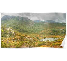 Cradle Mountain Track Poster