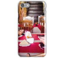 Let's get together for Christmas iPhone Case/Skin