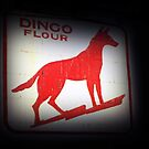 Dingo Flour Sign - Fremantle Western Australia  by EOS20