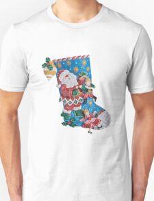 Santa's the Master Puppeteer T-Shirt