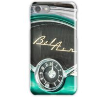 Old Chevy Dash iPhone Case/Skin