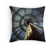 Concentricity Throw Pillow