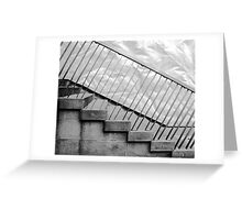Step up to the plate Greeting Card