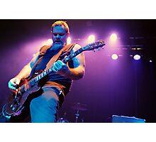 Scott Kelly vocalist and guitarist Neurosis Photographic Print