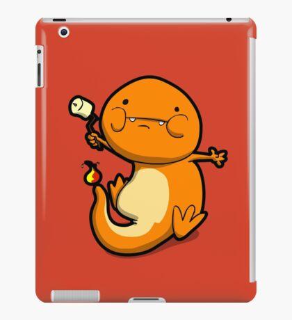 Roasting Marshies iPad Case/Skin