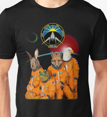 The Lylat Space Program Unisex T-Shirt