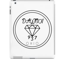 Dayton Ohio - Gem City iPad Case/Skin