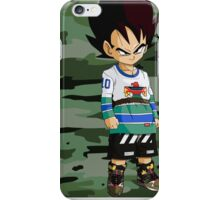 Saiyan Prince iPhone Case/Skin