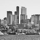 Lake Union, Seattle by Ian Phares
