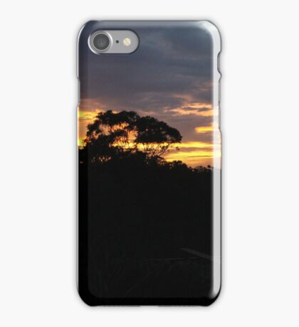 Sunset Photography Professional Aesthetic Pretty Tumblr iPhone Case/Skin