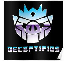 Deceptipigs Poster