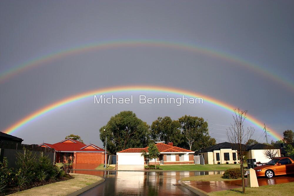 Double up by Michael  Bermingham