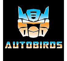 Autobirds Photographic Print