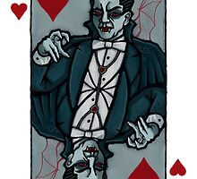 Vampire King of Hearts by pixbyr