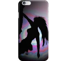 climbing in another world iPhone Case/Skin