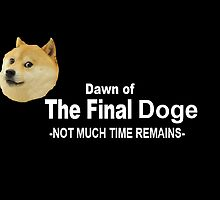 Dawn of the Final Doge by holycrow
