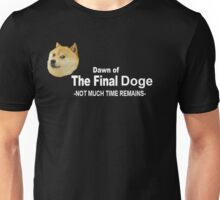 Dawn of the Final Doge Unisex T-Shirt
