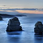 Gibson Steps - Great Ocean Road by Christopher Meder