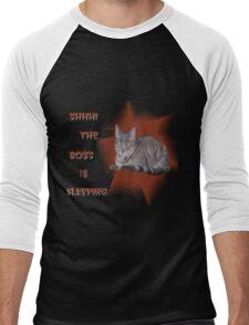 The Boss T-shirt Men's Baseball ¾ T-Shirt