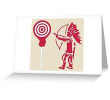 Tootsie Practice  Greeting Card