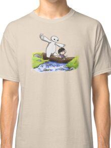 Hiro and Baymax Classic T-Shirt