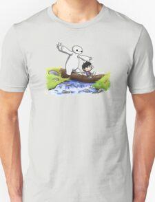 Hiro and Baymax Unisex T-Shirt