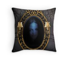 Wicked Vines Throw Pillow