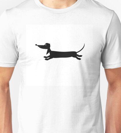 """minidoxie """"Lino running"""" Unisex T-Shirt"""