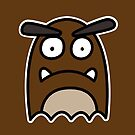 Goomba Ghost by cudatron