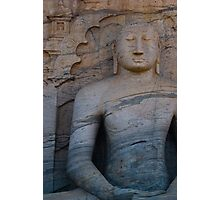 Sri Lanka - Buddha 2 Photographic Print