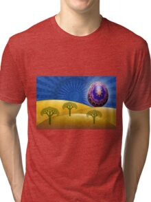Inner Child - On Top of the World Tri-blend T-Shirt