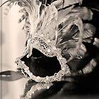 Venetian Mask by Zeanana