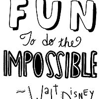 Walt Disney Quote by simplysethh