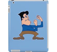 Fighting Ash iPad Case/Skin