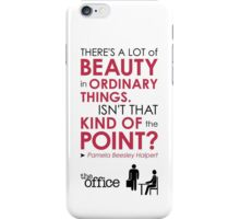 The Office Finale -- Pam iPhone Case/Skin